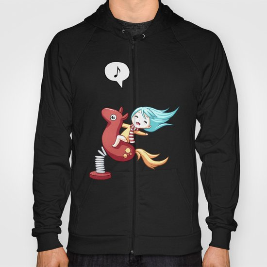 Pony Ride Hoody