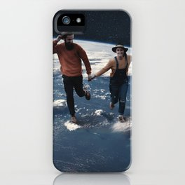 Life In Limbo iPhone Case