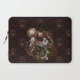 Steampunk Laptop Sleeve