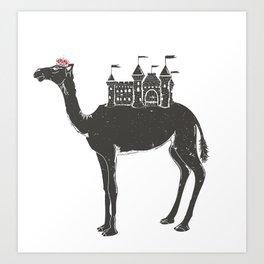 Camelot Art Print