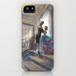 the staircase iPhone Case