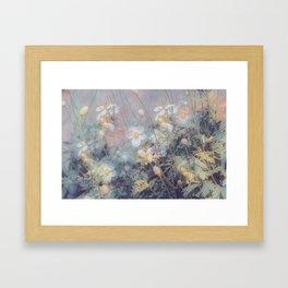 Magical Anemones Framed Art Print