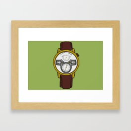 A. Lange Framed Art Print