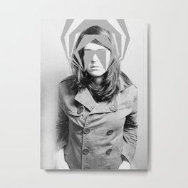 You Only Care About My Feelings When You Hurt Them Metal Print