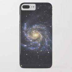 Spiral Galaxy M101 Slim Case iPhone 7 Plus