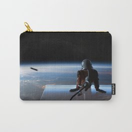 Real Silence Carry-All Pouch
