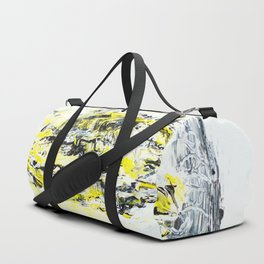 Mirrorface Duffle Bag