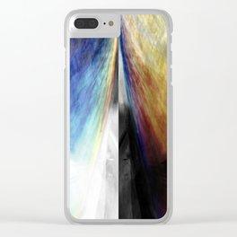 SPLITTING Clear iPhone Case