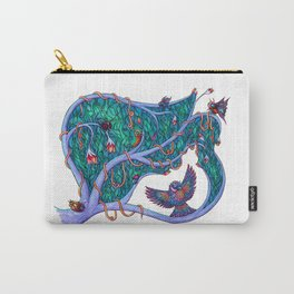 The Spirit of the Times Carry-All Pouch