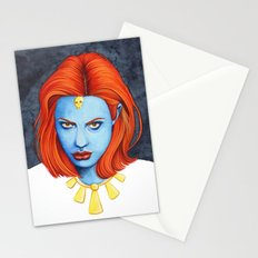 Super Gurls - 04 Stationery Cards