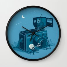 Quitting Time Wall Clock