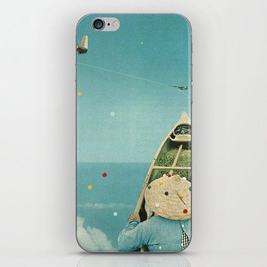 Air Communication iPhone & iPod Skin