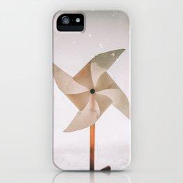 Pinwheel Dream iPhone Case
