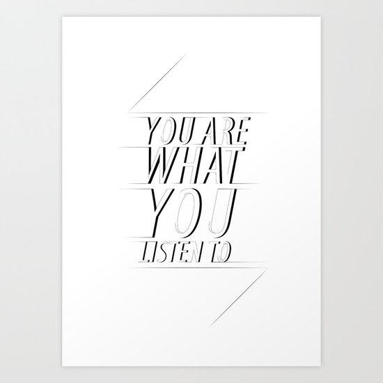 YAWYLT_ Art Print