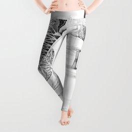 the blatnik Leggings