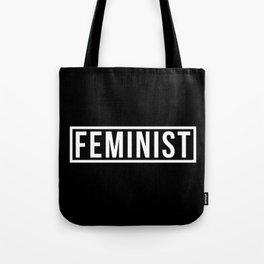 Feminist 2 Tote Bag