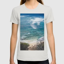 Surfer meets Sea - Diamond Head / Oahu / Hawaii T-shirt