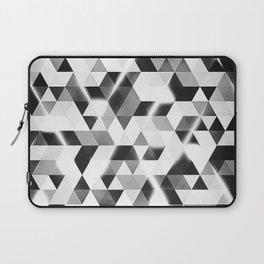amped (monochrome series) Laptop Sleeve