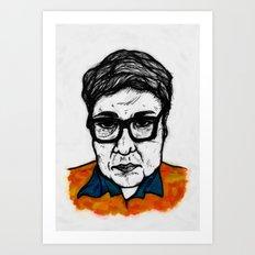 Erik Art Print