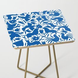 otomi blue Side Table