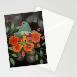 une nuit Stationery Cards