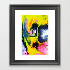 Chaser Framed Art Print