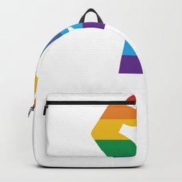 Pride Fist Rainbow Fist LGBT Backpack