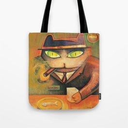 MR CAT Tote Bag