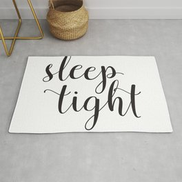 Sleep Tight Rug