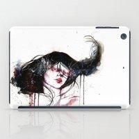 burlesque iPad Cases featuring Burlesque by Chelsea Brouillette