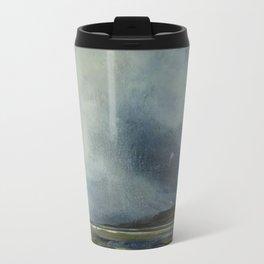 Skyscape,acrylic on canvass, Travel Mug