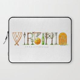 UVA - Charlottesville Laptop Sleeve