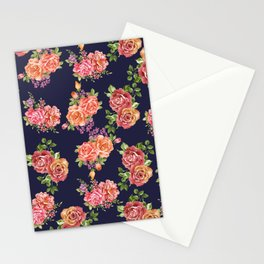 nature floral Stationery Cards