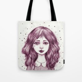 Bright Witch Tote Bag