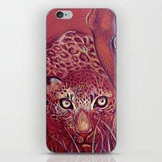 The Wait iPhone & iPod Skin