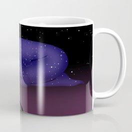 Nuit, The Lady of the Stars Coffee Mug