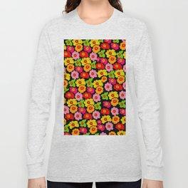 Alicia Flowers Long Sleeve T-shirt