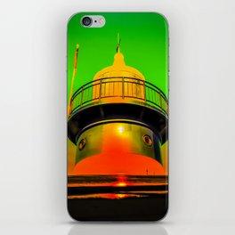 Lighthouse romance 100 iPhone Skin