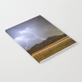 Scintillation Overdrive Notebook