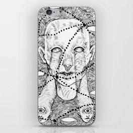 I See You iPhone Skin