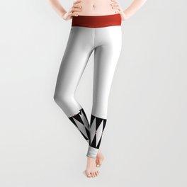 The Night Circus Series - Pattern 3 Leggings