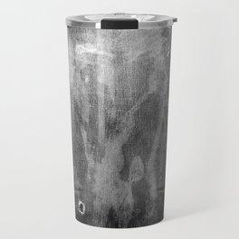 black denim Travel Mug