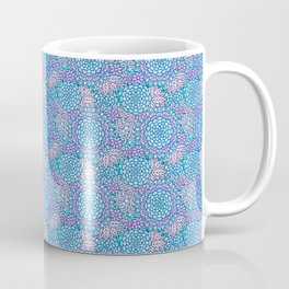 Winter Floral Coffee Mug
