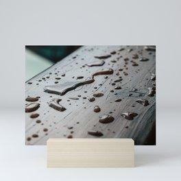 Droplets Mini Art Print