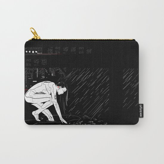 nit:e:scape // android underground Carry-All Pouch