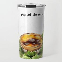La Cuisine Fusion - Pastel de Nata Salad Travel Mug