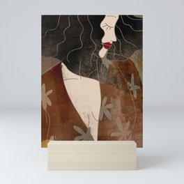 Marlene Dietrich Mini Art Print