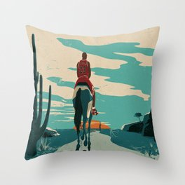 30th Anniversary Ghost Busters Throw Pillow