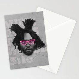 Murs Rules the World Stationery Cards