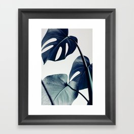 botanical vibes II Framed Art Print